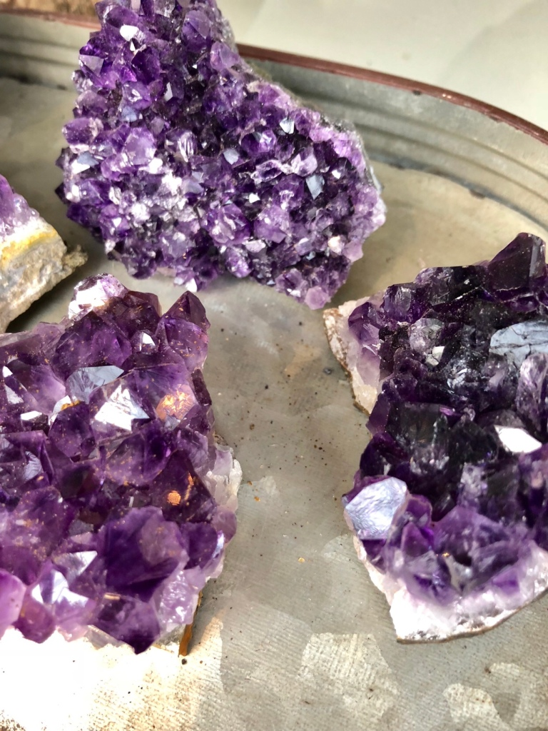 Get Spiritual with Amethyst – Gems for the Gemini